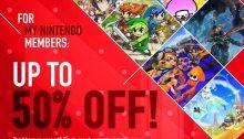 Nintendo eShop Sale Cyber Deals 2017