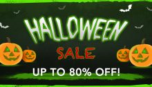 Nintendo eShop Sale Halloween Sale 2017