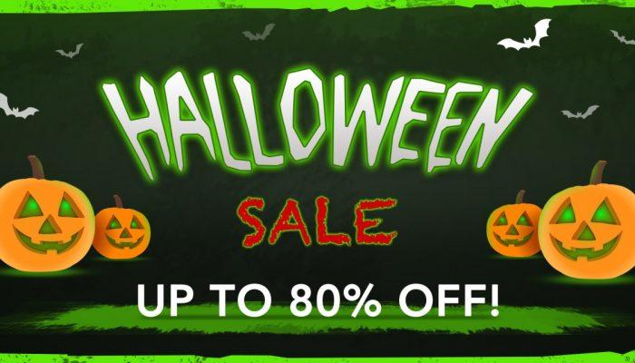NoE: 'Nintendo eShop sale: Halloween Sale 2017'