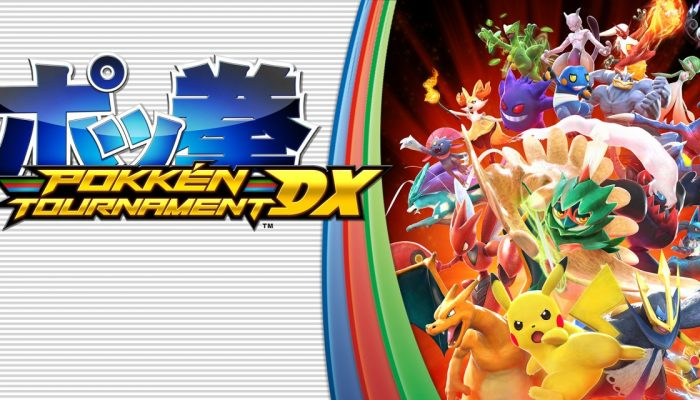 Nintendo France : 'Pokkén Tournament DX, Pokémon Version Or et Pokémon Version Argent sont disponibles en boutique et sur le Nintendo eShop'