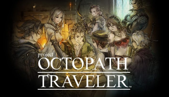 NoE: 'Try out project Octopath Traveler in a free demo on Nintendo eShop!'