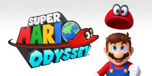 Media Create Top 20 Super Mario Odyssey