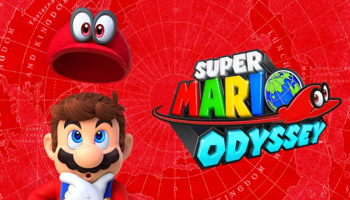 NoE: 'Super Mario Odyssey is now available to pre-order on Nintendo eShop!'