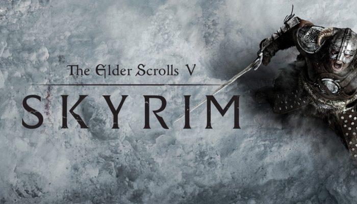 Nintendo France : 'The Elder Scrolls V: Skyrim est disponible en boutique et sur le Nintendo eShop'