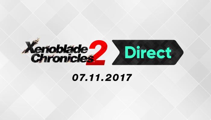 Nintendo France : 'Un nouveau Xenoblade Chronicles 2 Direct sera diffusé le 7 novembre'