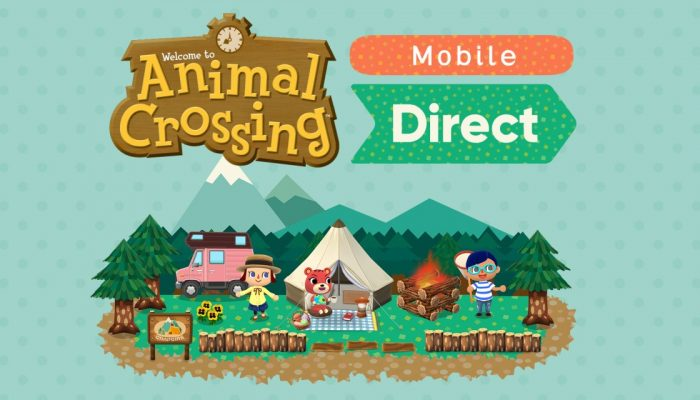 Nintendo France : 'Animal Crossing: Pocket Camp débarque sur appareils mobiles en novembre !'