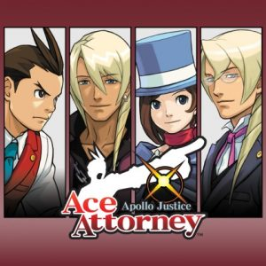 Nintendo eShop Downloads Europe Apollo Justice Ace Attorney