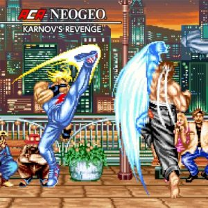 Nintendo eShop Downloads Europe ACA NeoGeo Karnov's Revenge