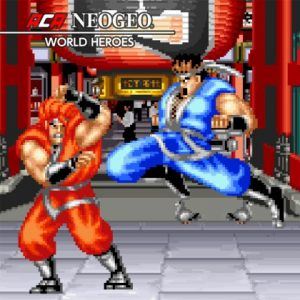 Nintendo eShop Downloads Europe ACA NeoGeo World Heroes