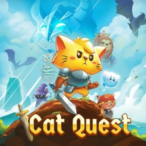 Nintendo eShop Downloads Europe Cat Quest