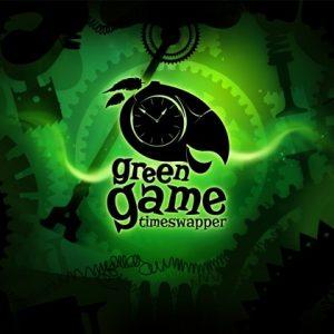 Nintendo eShop Downloads Europe Green Game TimeSwapper
