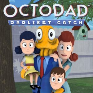 Nintendo eShop Downloads Europe Octodad Dadliest Catch
