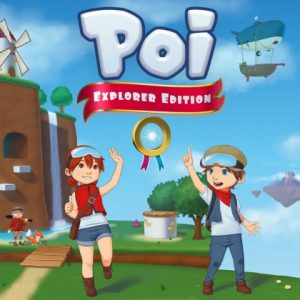 Nintendo eShop Downloads Europe Poi Explorer Edition