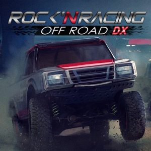 Nintendo eShop Downloads Europe Rock 'N Racing Off Road DX