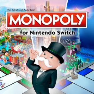 Nintendo eShop Downloads Europe Monopoly for Nintendo Switch