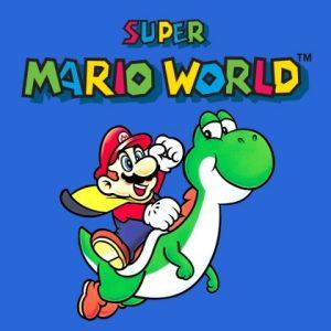 Nintendo eShop Sale Super Mario World<