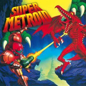 Nintendo eShop Sale Super Metroid