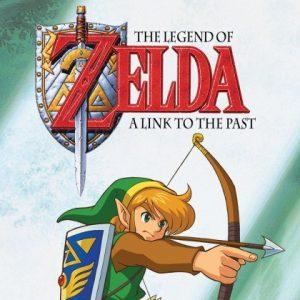 Nintendo eShop Sale The Legend of Zelda A Link to the Past