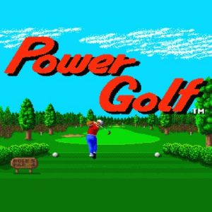 Nintendo eShop Downloads Europe Power Golf