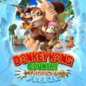 Nintendo eShop Sale Donkey Kong Country Tropical Freeze