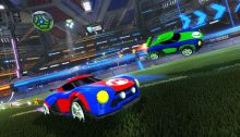 Nintendo eShop Downloads North America Rocket League
