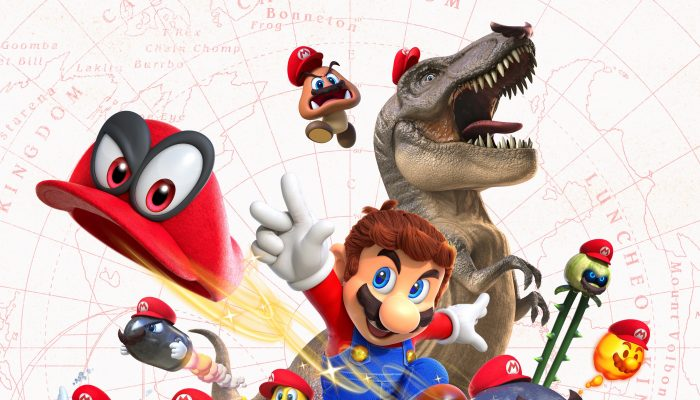 NoA: 'Super Mario OdysseyBecomes Nintendo's Fastest-SellingSuper Mario Game Ever in U.S.'