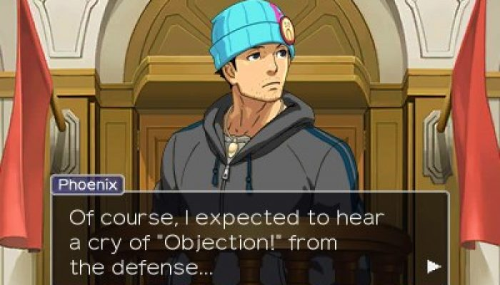 Capcom: 'Apollo Justice: Ace Attorney is now available digitally for Nintendo 3DS!'