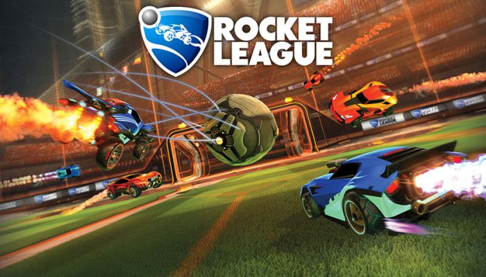 NoA: 'Rocket League blasts onto Nintendo Switch today!'
