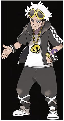 Pokémon Ultra SunUltra Moon