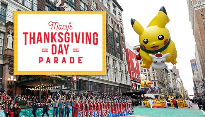 Pokémon: 'Pikachu Goes Big in New York City'