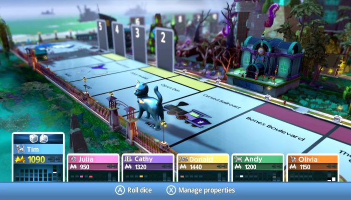 Ubisoft: 'Monopoly for Nintendo Switch Out Now'