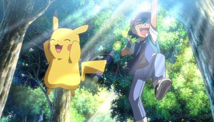 Pokémon: 'Ash and Pikachu Return for an Encore'