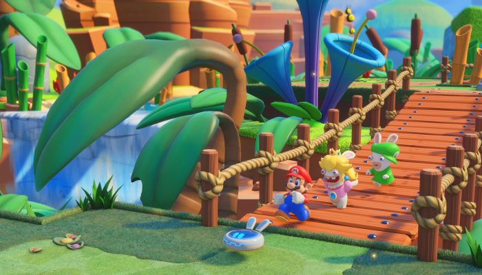 Ubisoft: 'Mario + Rabbids Kingdom Battle – The Grant Kirkhope Interview'