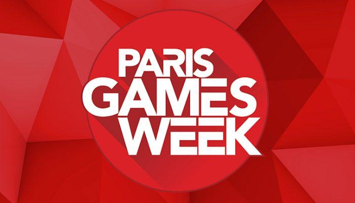 Nintendo France : 'Nintendo dévoile la liste des jeux présents sur son stand à Paris Games Week !'