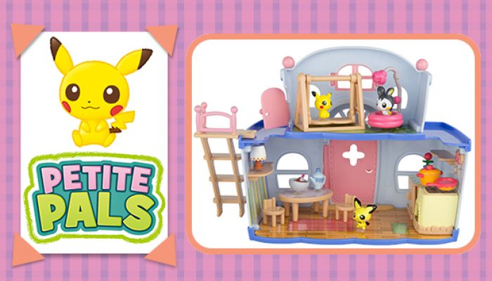 Pokémon: 'Pokémon Petite Pals Deliver Pint-Sized Fun!'
