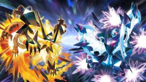 Media Create Top 50 Pokémon Ultra Sun & Ultra Moon