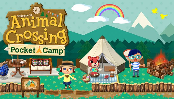 NoA: 'Animal Crossing: Pocket Camp is available now for your mobile device!'