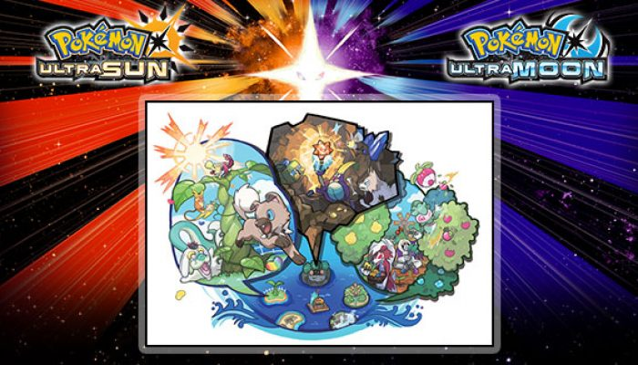 Pokémon: 'Power Up at Poké Pelago [in Pokémon Ultra Sun & Ultra Moon]'