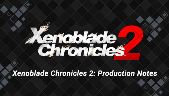 NoA: 'Xenoblade Chronicles 2: Behind the story development'