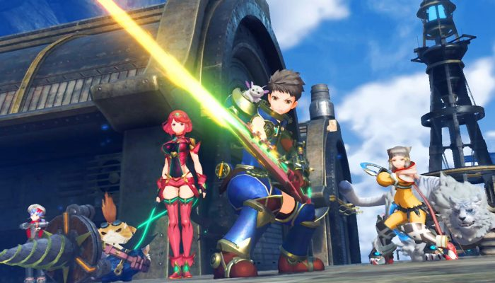 NoA: 'Nintendo Spotlights Xenoblade Chronicles 2 Before Its Launch on Dec. 1'