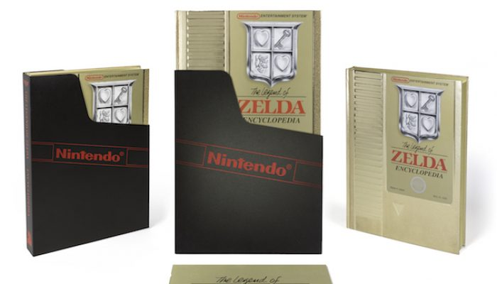Dark Horse: 'The Legend of Zelda Encyclopedia Goes Golden'