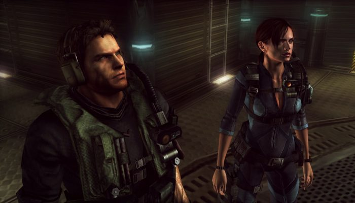 Capcom: 'Resident Evil Revelations and Resident Evil Revelations 2 are out now for Nintendo Switch'