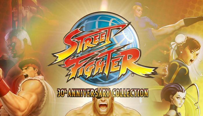 Capcom: 'Celebrate 30 Years of Street Fighter with the Street Fighter 30th Anniversary Collection!'