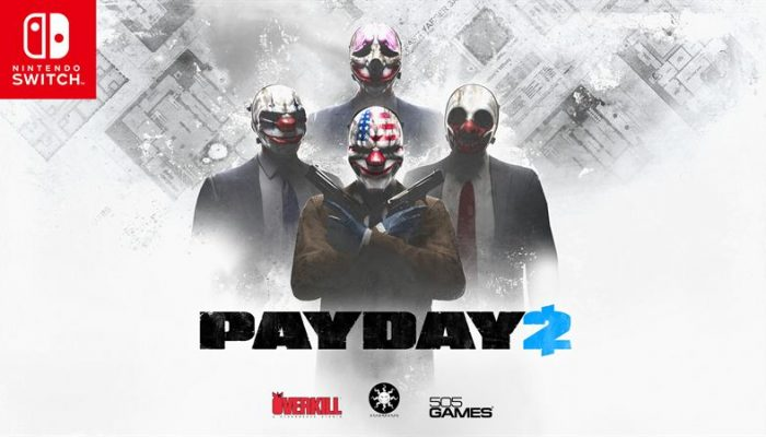 Starbreeze: 'Payday 2 coming to the Nintendo Switch System in February'