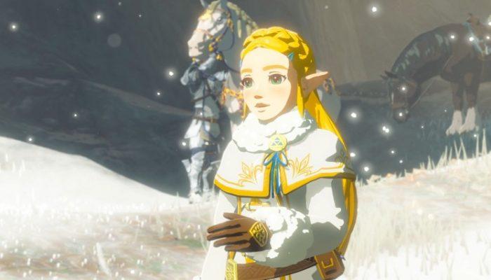 Nintendo France : 'Bayonetta 3 et des infos concernant le DLC The Legend of Zelda révélés lors des Game Awards'
