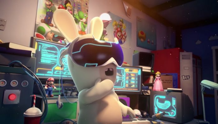 Mario + Rabbids Kingdom Battle – Behind the Story
