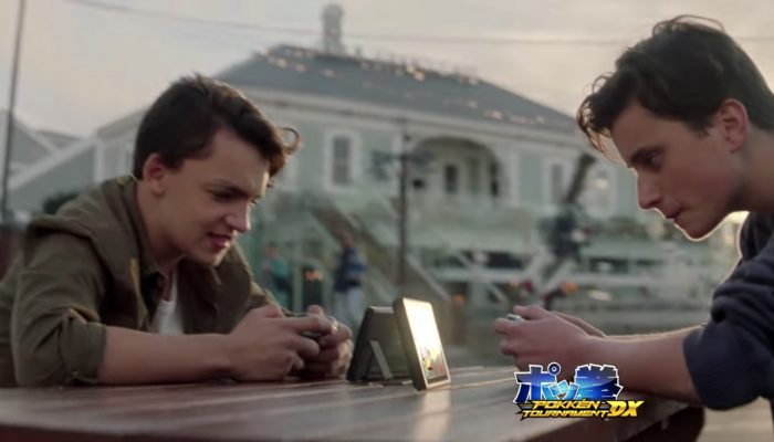 Nintendo Switch – Play Anytime Anywhere This Fall Commercial