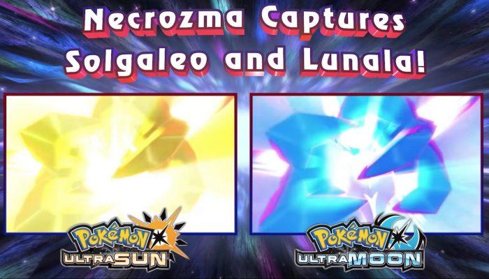 Pokémon Ultra Sun & Ultra Moon – Uncover More Secrets! Trailer