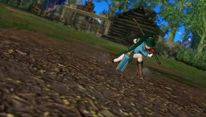 Fire Emblem Warriors – Lyn Reveal Trailer