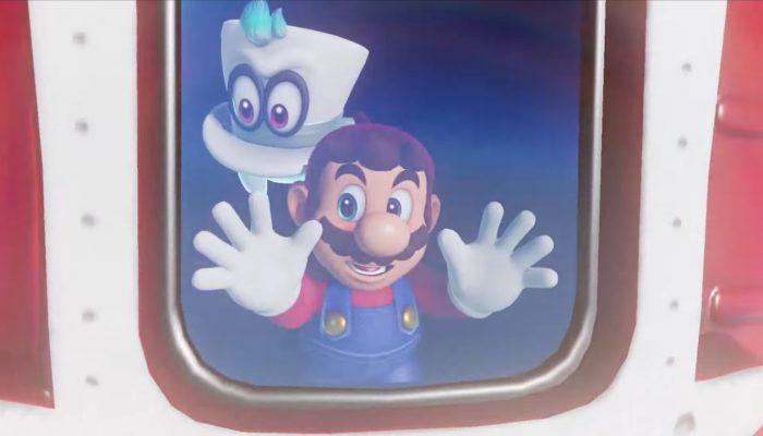 Super Mario Odyssey – Nintendo Direct 9.13.2017